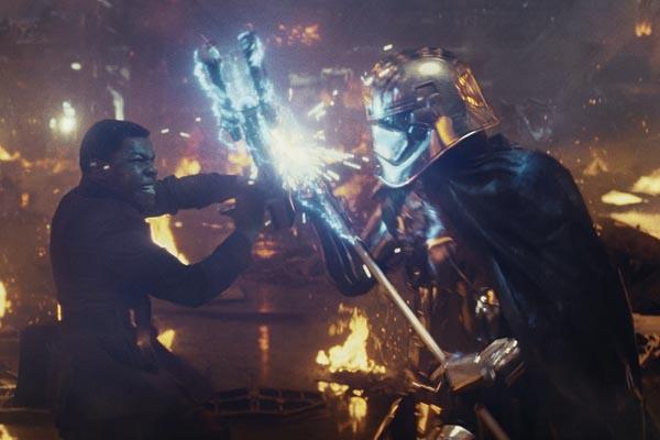 Фильм «Звездные войны: Последние джедаи» окупился еще допремьеры
