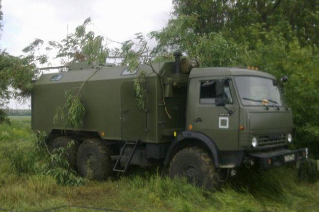 Терористам наДонбас привезли зРФ новітній комплекс радіорозвідки