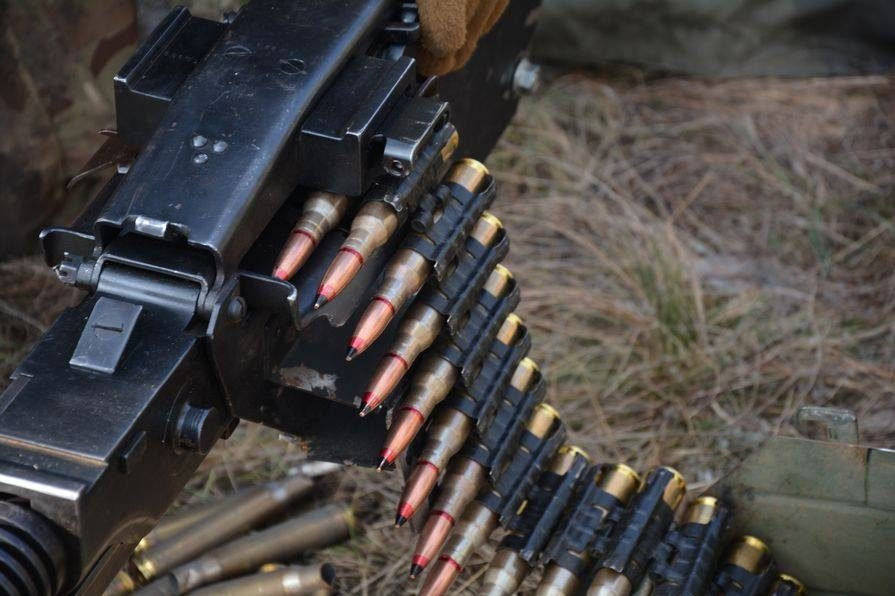 Вгосударстве Украина построят завод поизготовлению боеприпасов