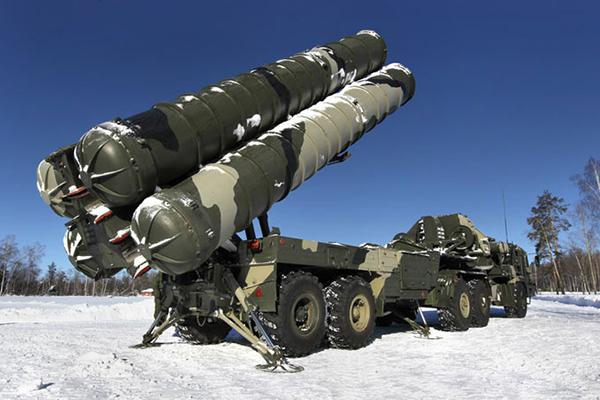 Комплексы ПВО С-400 «Триумф» начали боевое дежурство вПриморье