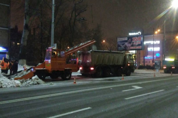 Дороги Києва