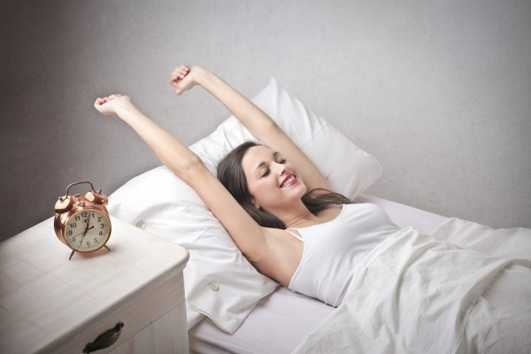 как проснуться утром