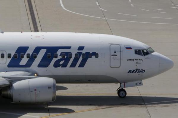 Умосковському аеропорту з літака випала стюардеса