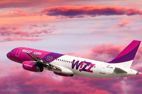 Лоукост Wizz Air отложил открытие рейсов из столицы Украины вЛиссабон иТаллин