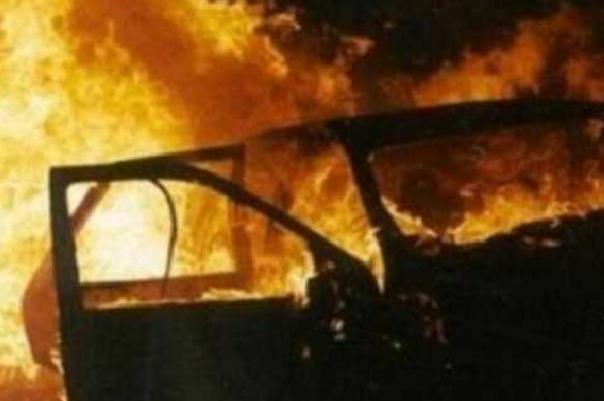 УХаркові вибухнув автомобіль екс-заступника начальника облуправління поліції