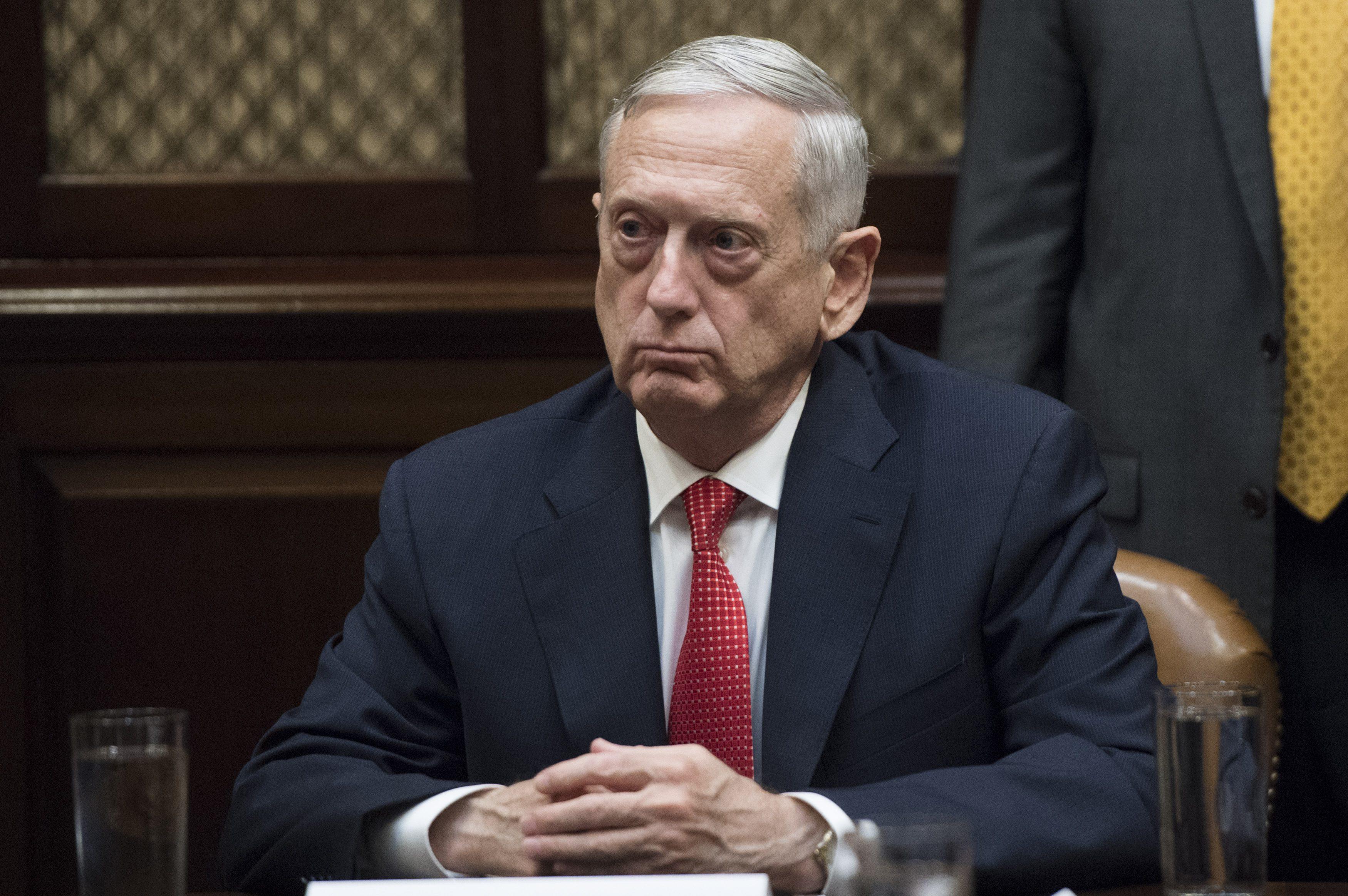 Меттіс: Військова роль США вУкраїні залишиться незмінною