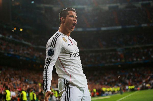 Роналду признан лучшим спортсменом года вевропейских странах во 2-ой год подряд