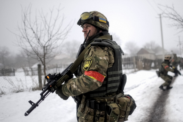 Бойовики знизили активність узоні АТО наДонбасі,— штаб