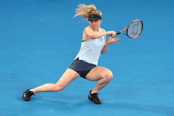 Свитолина сенсационно уступила Мертенс вчетвертьфинале Australian Open