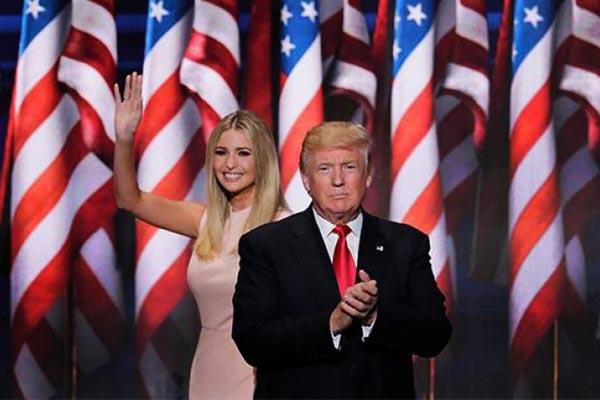 Иванка Трамп планирует стать первой женщиной-президентом США