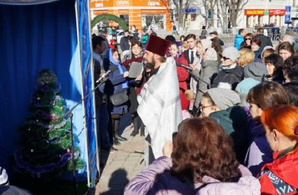 «Зрада» для оккупанта: вКрыму наРождество пели украинские колядки
