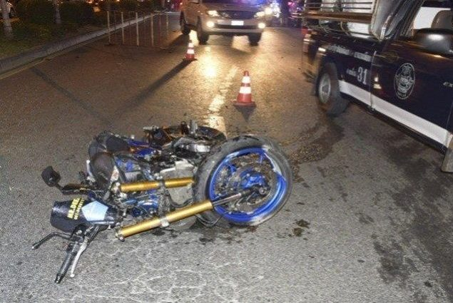 Турист из РФ умер вДТП смотоциклом вТаиланде
