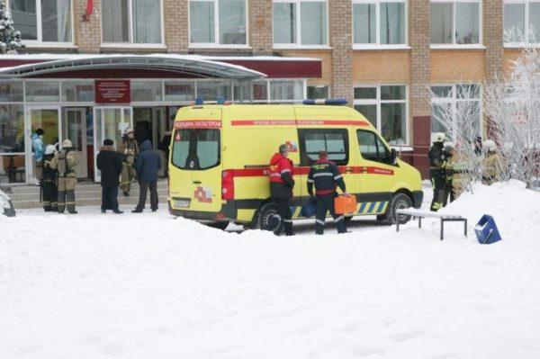 Число раненных при резне впермской школе возросло до 15, возбуждено дело