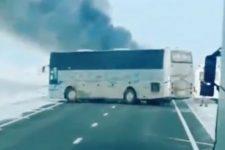 автобус в казахстане