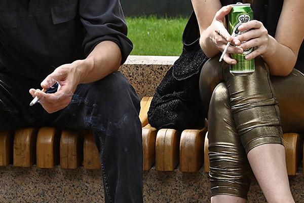 В Украине хотят увеличить штрафы за распитие алкоголя в публичных ...