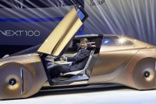 Електромобіль BMW