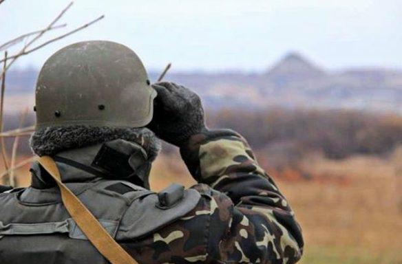 Всамом начале суток наДонбассе незафиксировали ниодного обстрела— Штаб АТО