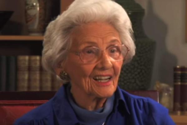 Скончалась старейшая артистка Голливуда