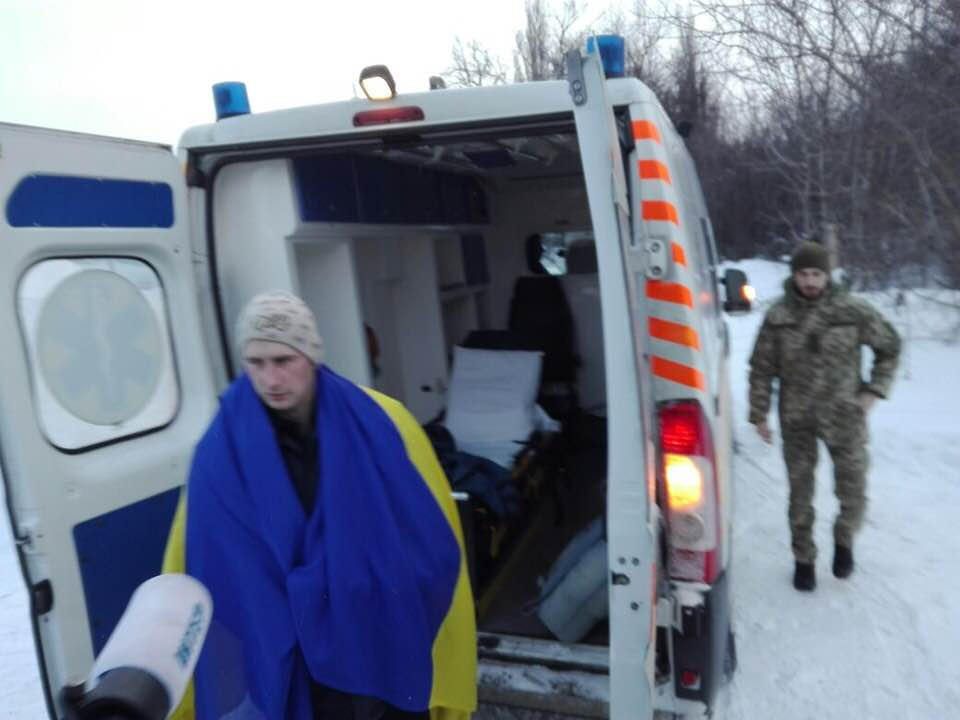 НаДонбассе изМакеевской колонии освободили украинского военного