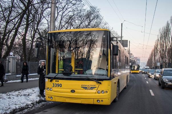 Смерть у тролейбусі