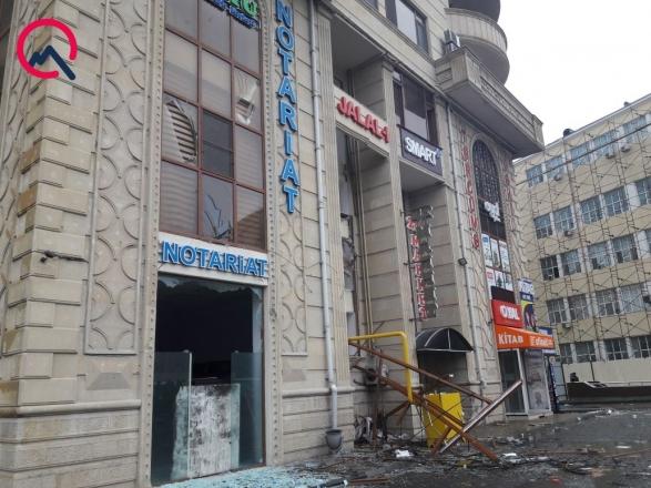 Вибух в Баку