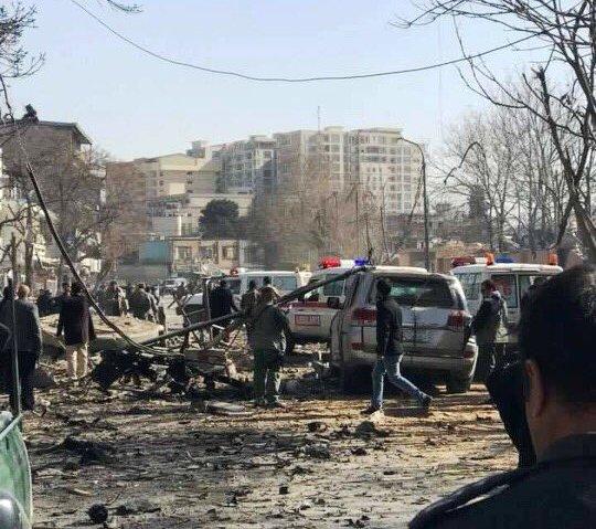 Теракт в Кабулі