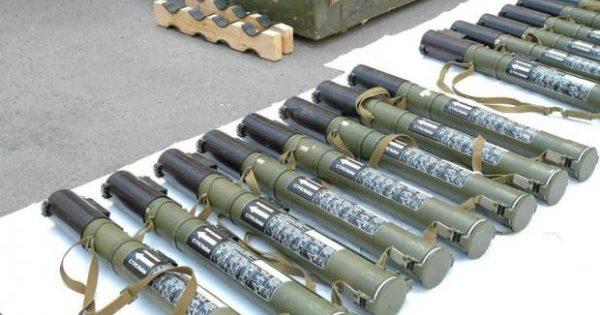 Агентура: Российская Федерация переправляет оружие изКрыма на захваченный Донбасс, используя два маршрута