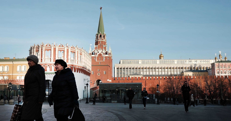 Росія Москва Кремль