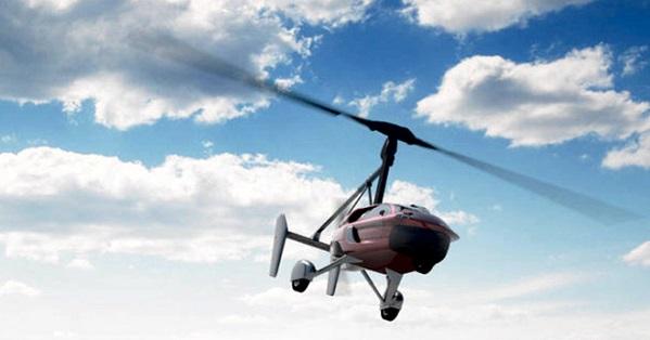 Перший серійний автомобіль-вертоліт PAL-V Liberty
