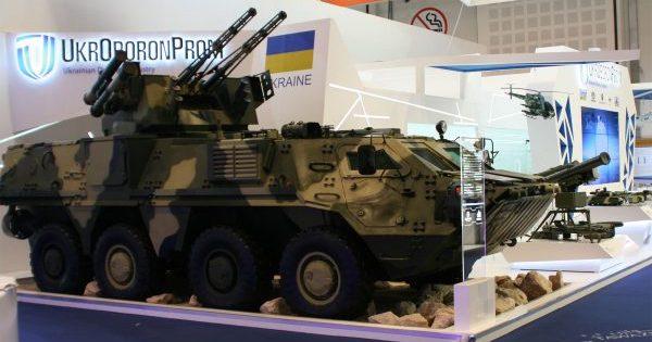 Укроборонпром: Москва вытесняет Киев с интернациональных рынков оружия