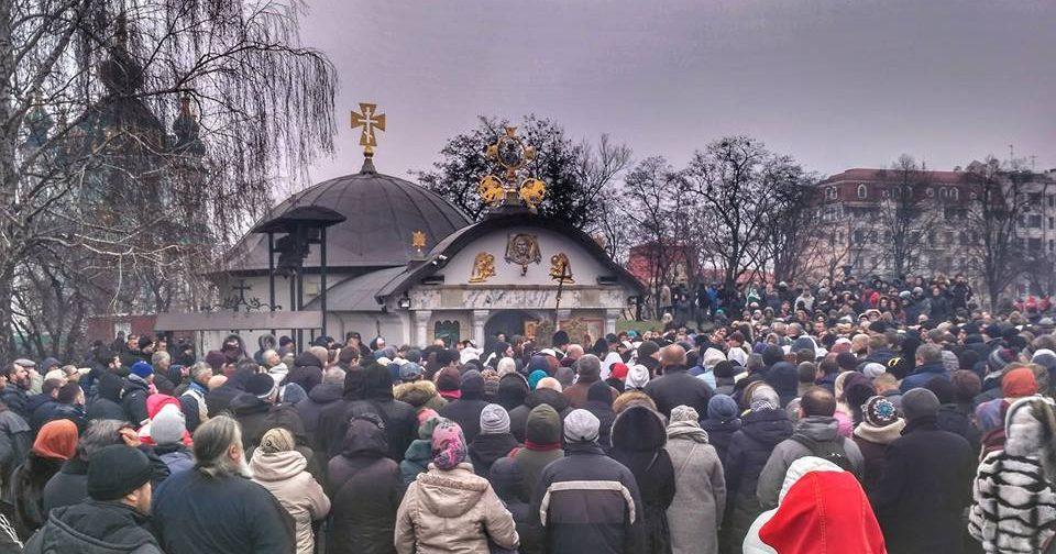 Мінкультури готує позов через будівлю УПЦ (МП) поблизу Десятинної церкви