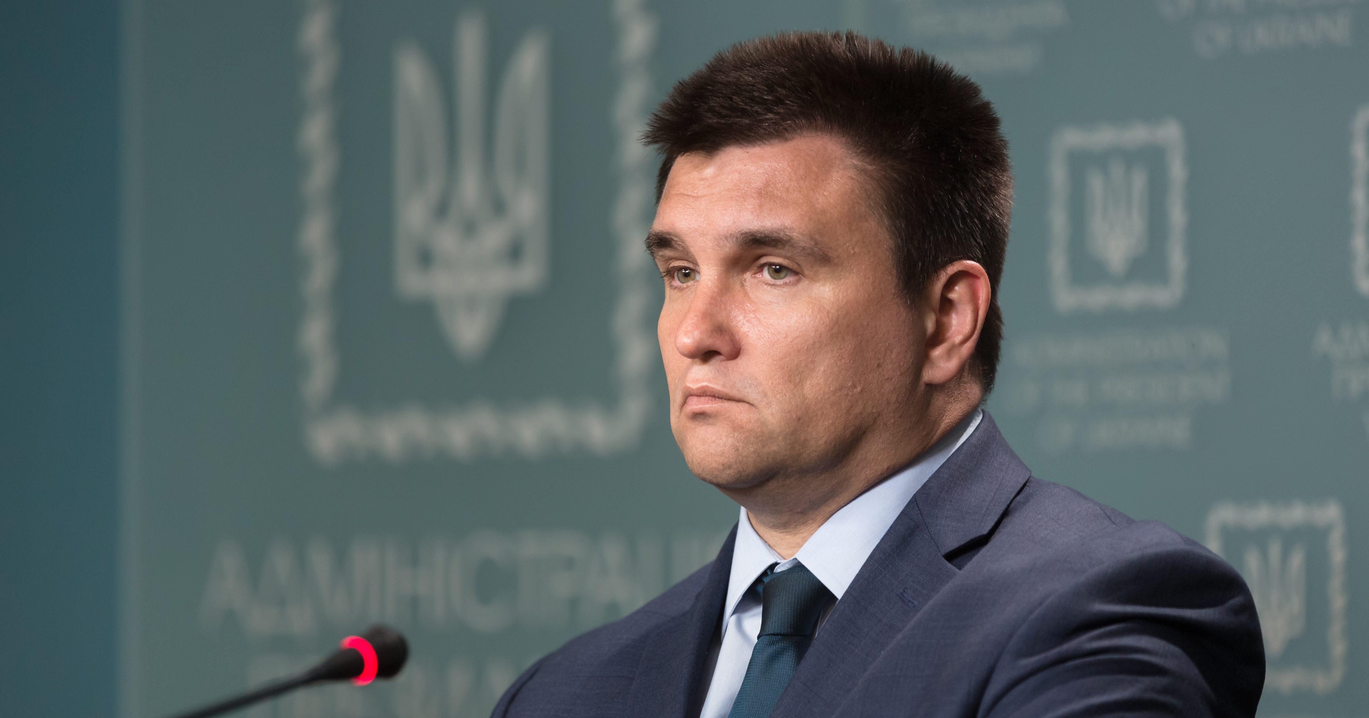 Закон об«украинских националистах» не несомненно поможет Польше— Климкин