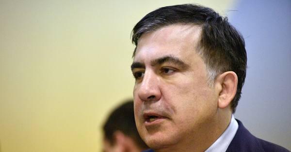 После фиаско вгосударстве Украина Саакашвили объявил о огромных планах вГрузии