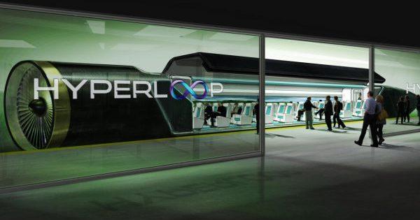 Стало известно о 3-х важных этапах— Hyperloop вгосударстве Украина