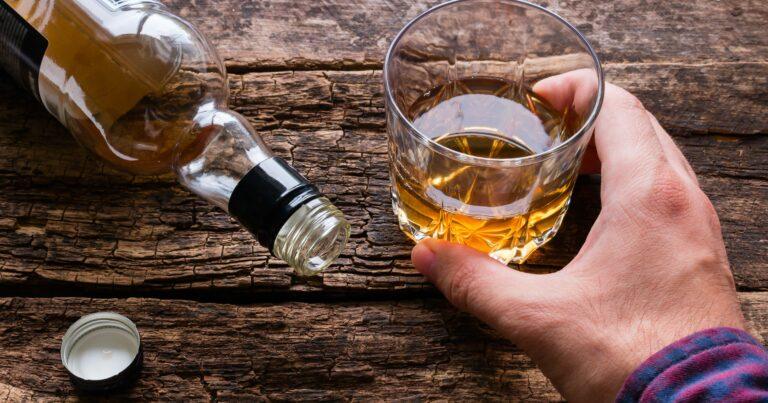 Рюмка в день это алкоголизм