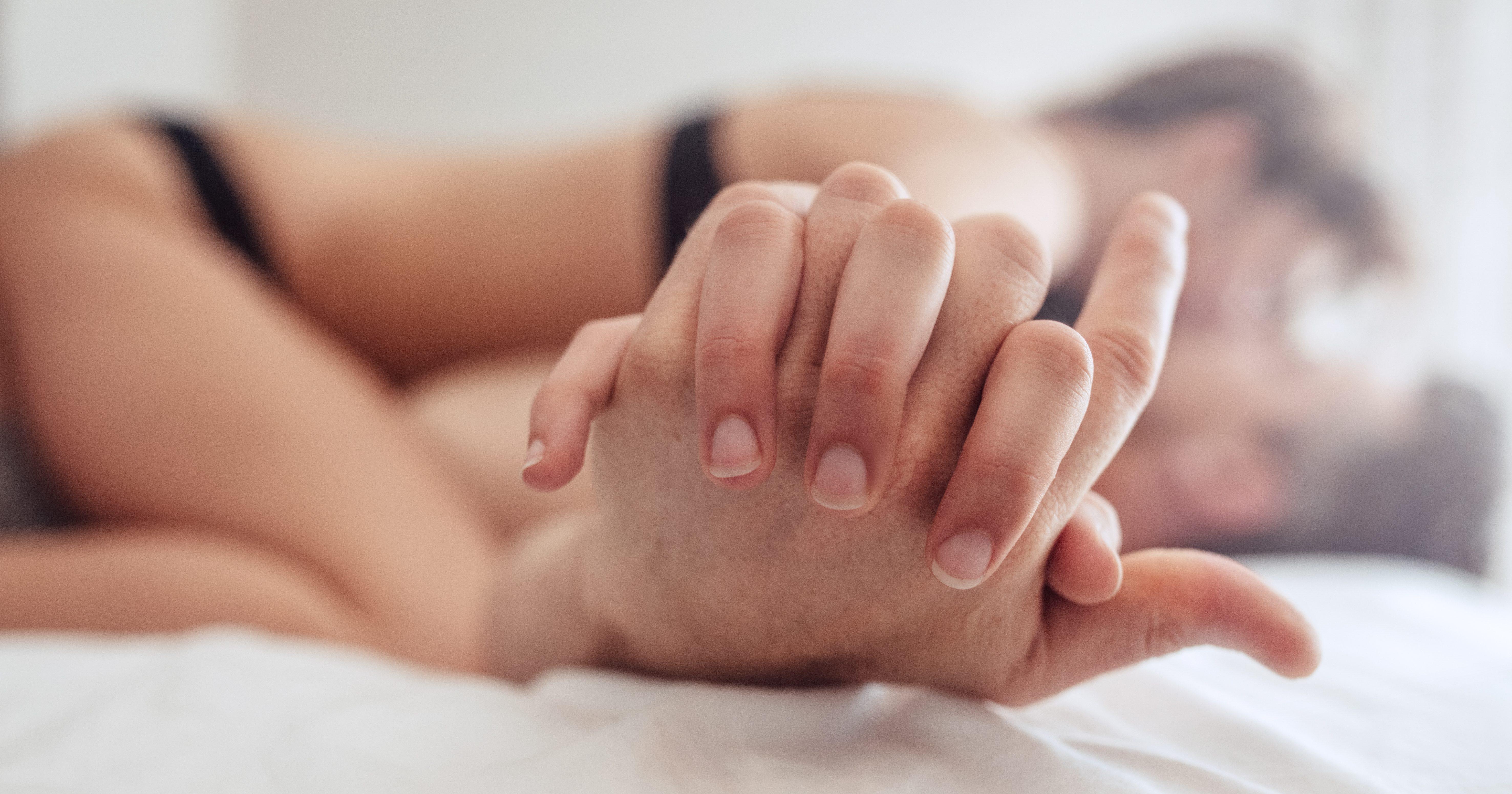 Во время занятия сексом начинаются спазмы