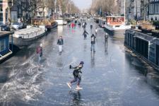 Канали Амстердама