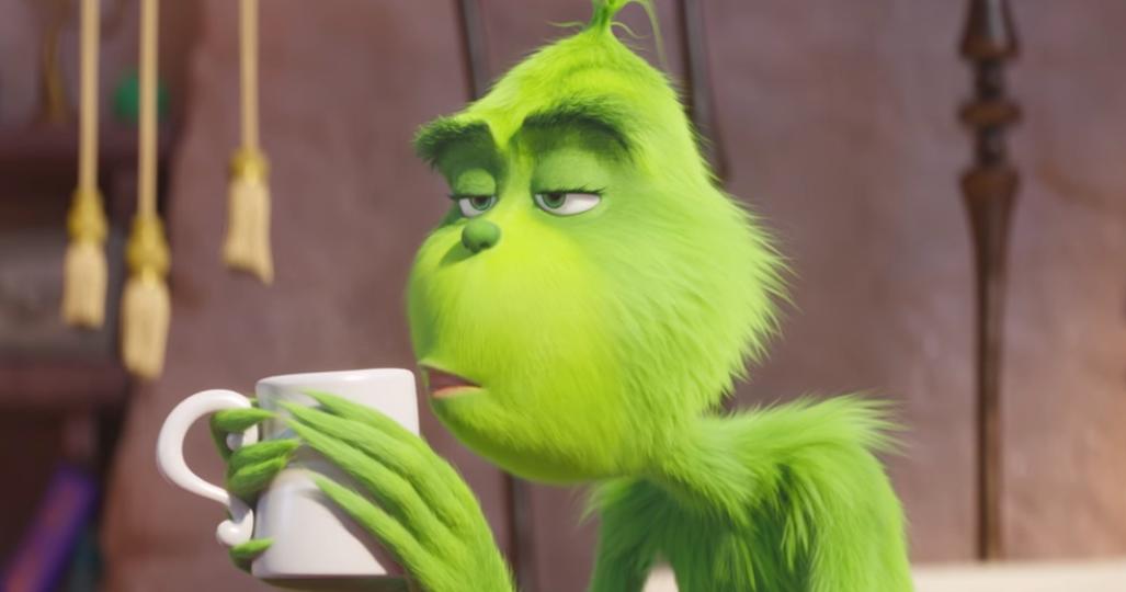 В интернете появился трейлер мультфильма «Гринч» с участием Бенедикта Камбербэтча