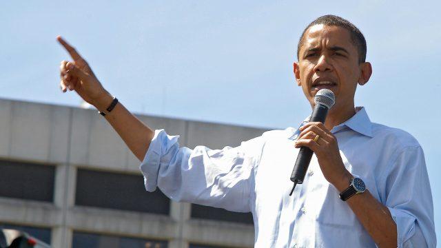 Выборы президента США: Обама впервые публично поддержал Байдена