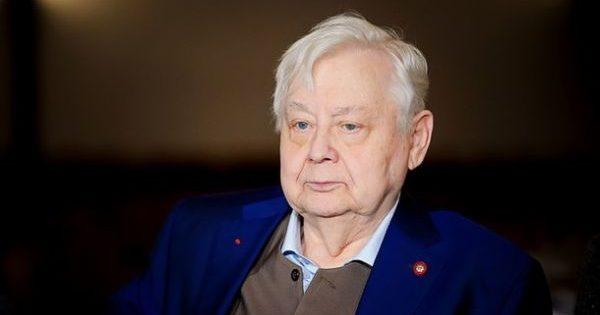 Помер актор і режисер Олег Табаков