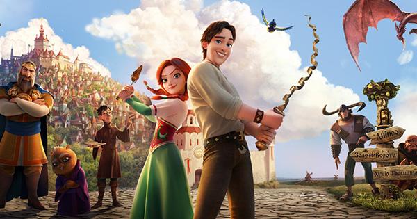 Украинский мультфильм «Похищенная принцесса» собрал 21 млн зауик-энд
