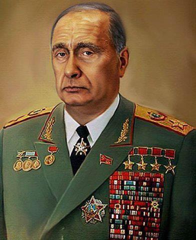 Ласкаво просимо у СРСР! У мережі показали карикатуру на Путіна-Брежнєва