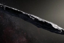 Оумуамуа астероид