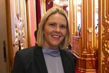 Міністр Норвегії Сільві Лістхауг