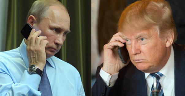 Трамп і Путін підкреслілі важлівість обмеження гонки озброєнь— Кремль