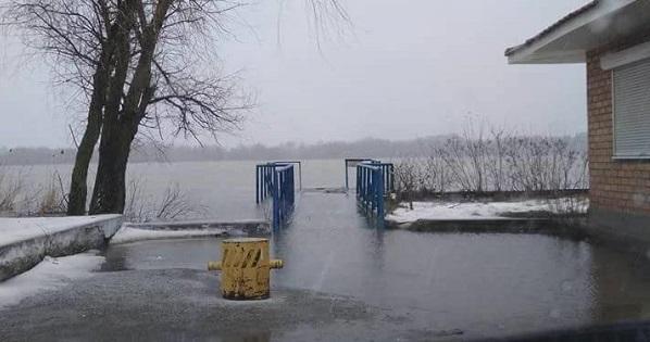 ВОдесской области Дунай вышел изберегов: вопасности оказались граждане Вилково