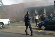 Бунт у Венесуелі