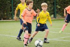 діти футбол