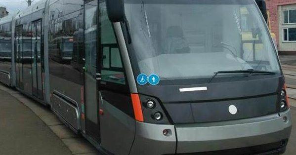 трамваї у києві