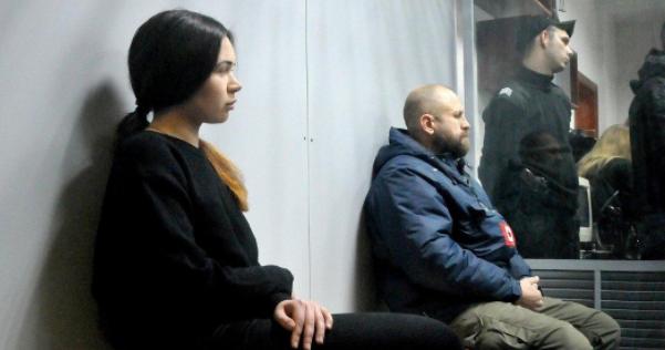 Харківська аварія. Суд подовжив арешт водіїв Зайцевої йДронова до літа